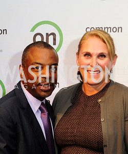 LeVar Burton,Susan Crown,September 10,2013,Ninth Annual Common Sense Media Awards,Kyle Samperton