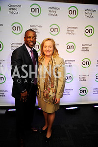 LeVar Burton, Amy Shenkan ,September 10,2013,Ninth Annual Common Sense Media Awards,Kyle Samperton