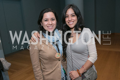 Nadia Hakim, Laura Lozano. Norooz Persian New Year. Photo by Alfredo Flores. Freer Gallery of Art and the Arthur M. Sackler Gallery. March 16, 2013.