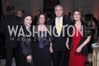 Annie Totah, Shahin Mafi, David & Haleh Niroo