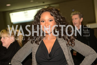 Oscar Winner Jennifer Hudson, The Official Presidential Inaugural Ball. Walter E. Convention Center. Photo by Ben Droz.