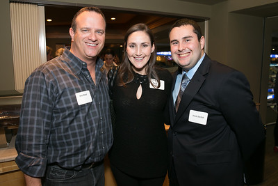 John Wood, Leana Katz, Jacob Garlick. Photo by Alfredo Flores. On Behalf of Sandy Hook Promise, Newtown, CT. Verizon Center. December 2, 2013.