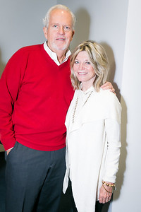 Jack Davies, Kay Kendall. Photo by Alfredo Flores. On Behalf of Sandy Hook Promise, Newtown, CT. Verizon Center. December 2, 2013.