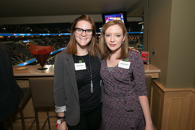 Lindsay Haase, Jessica Lazarus. Photo by Alfredo Flores. On Behalf of Sandy Hook Promise, Newtown, CT. Verizon Center. December 2, 2013.