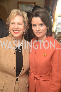 Maria Pica-Karp,   Open House and Review of Inaugural Parade for President Barack Obama.  Willard Intercontinental Hotel, Washington Suite, 10th Floor. Hosted by Lisa Barry, VP and Governmental Relations Manager, Chevron.  Photo by Ben Droz.
