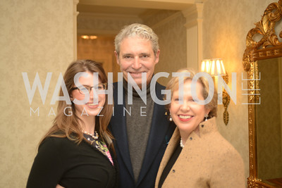 Elana Marion, Michael Nouri, Lisa Barry, Open House and Review of Inaugural Parade for President Barack Obama.  Willard Intercontinental Hotel, Washington Suite, 10th Floor. Hosted by Lisa Barry, VP and Governmental Relations Manager, Chevron.  Photo by Ben Droz.