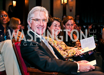 Carl Colby. Photo by Tony Powell. PEN/Faulkner Award for Fiction. Folger Shakespeare Library. May 4, 2013