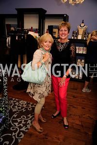 Vicki Cox,Anne Caldwell,September 13,2013,Periwinkle Anniversary Party,Kyle Samperton