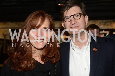 Congressman Brad Schneider and wife,  Planned Parenthood joined Rock the Vote to celebrate the Inauguration of President Obama and the 40th Anniversary of Roe v. Wade.  Q-Tip and Delta Rae performed. Photo by Ben Droz.
