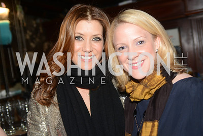 Kate Walsh, Jennifer Rosenbaum, Planned Parenthood joined Rock the Vote to celebrate the Inauguration of President Obama and the 40th Anniversary of Roe v. Wade.  Q-Tip and Delta Rae performed. Photo by Ben Droz.
