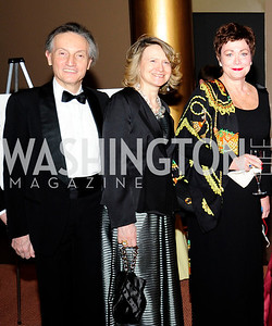 Italian Amb. Claudio Bisogniero,Laura Denise Bisogniero,Ellen Tauscher,Prevent Cancer Foundation's Festa Della Donna,March 8 20013,Kyle Samperton