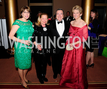 Jan Bresch,Ellen Noghes,Monaco Amb. Gilles Noghes,Bo Aldige,Prevent Cancer Foundation's Festa Della Donna,March 8 20013,Kyle Samperton