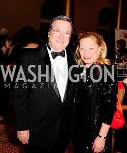 Monaco Amb. Gilles Noghes,Ellen NoghesPrevent Cancer Foundation's Festa Della Donna,March 8 20013,Kyle Samperton