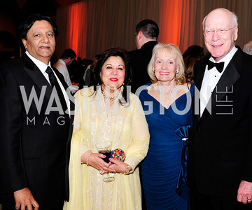 Ray Mahmood,Shaista Mahmood,Marcelle Leahy,Sen.Patrick Leahy,Prevent Cancer Foundation's Festa Della Donna,March 8 20013,Kyle Samperton