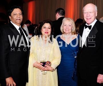 Ray Mahmood,Shaista Mahmood,Marcelle Leahy,Sen.Patrick Leahy,Prevent Cancer Foundation's Festa Della Donna,March 8 20013,Kyle Samperton