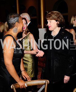 Sen.Diane Feinstein,Prevent Cancer Foundation's Festa Della Donna,March 8 20013,Kyle Samperton