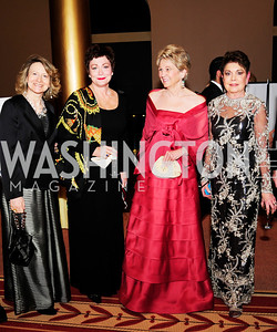 Laura Denise Bisogniero,Ellen Tuascher,Bo Aldige,Diane JonesPrevent Cancer Foundation's Festa Della Donna,March 8 20013,Kyle Samperton