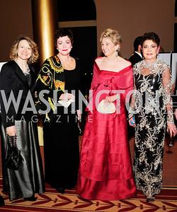 Laura Denise Bisogniero,Ellen Tuascher,Bo Aldige,Diane JonesPrevent Cancer Foundation's Festa Della Donna,March 8 20013,Kyle Samperton