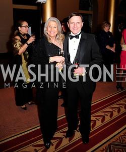 Barbara Hawthorn,Cary Pollak,Prevent Cancer Foundation's Festa Della Donna,March 8 20013,Kyle Samperton
