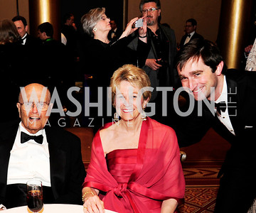 Rep.John Dingell,Bo Aldige,James Aldige,Prevent Cancer Foundation's Festa Della Donna,March 8 20013,Kyle Samperton