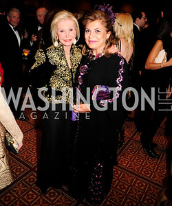 Diane Kay,Annie Totah,Prevent Cancer Foundation's Festa Della Donna,March 8 20013,Kyle Samperton