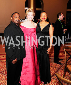 Tony Coleman,Bo Aldige,Julie Delgado,Prevent Cancer Foundation's Festa Della Donna,March 8 20013,Kyle Samperton