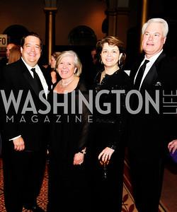 George Swygert,Leah Gansler,Molly Klote,Bill DuBose,Prevent Cancer Foundation's Festa Della Donna,March 8 20013,Kyle Samperton