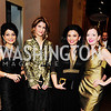 Shamin Jawad,Lala Abdurahimova,Rosa Djalal,Marie Royce,Prevent Cancer Foundation's Festa Della Donna,March 8 20013,Kyle Samperton