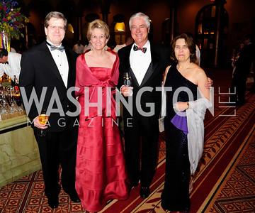 Jim Mulshine,Bo Aldige,Jim Aldige,Pamela Mulshine,Prevent Cancer Foundation's Festa Della Donna,March 8 20013,Kyle Samperton