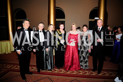 Rep.Mark Takano,Italian Amb. Claudio Bisogniero,Laura Denise Bisogniero,Ellen Tauscher,Bo Aldige,Diane JonesJim Jones,Prevent Cancer Foundation's Festa Della Donna,March 8 20013,Kyle Samperton