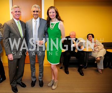 Christopher Poch.Amjad Atallah,Mary Morgan,,April 3,2013,Qorvis Communication's Book Party for David Stockman,Kyle Samperton