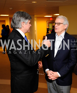 Ron Faucheux,David Stockman,April 3,2013,Qorvis Communication's Book Party for David Stockman,Kyle Samperton
