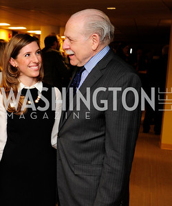 Charlotte Fouch,,Chuck Conconi,April 3,2013,Qorvis Communication's Book Party for David Stockman,Kyle Samperton