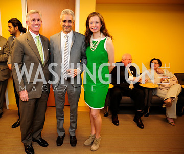 Christopher Poch.Amjad Atallah,Mary Morgan,,April 3,2013,Qorvis Communication's Book Party for David Stockman,Kyle Samperton