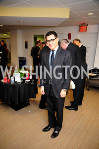 Xavier Equihua,April 3,2013,Qorvis Communication's Book Party for David Stockman,Kyle Samperton