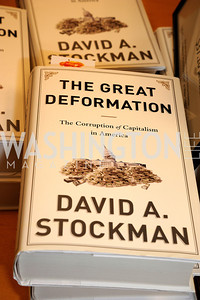 Qorvis Communication's Book Party for David Stockman,April 3,2013,Kyle Samperton