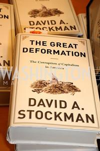 Qorvis Communication's Book Party for David Stockman,April 3,2013,Kyle Samperton