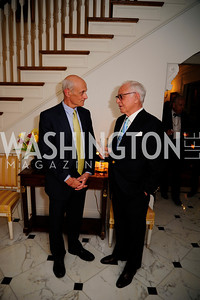 Michael Chertoff,John Mason,April 9,2013,Reception for Light Of Healing Hope Foundation at The Residence of  The French Ambassador,Kyle Samperton