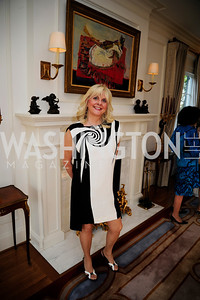 Sheila Stabile,April 9,2013,Reception for Light Of Healing Hope Foundation at The Residence of  The French Ambassador,Kyle Samperton