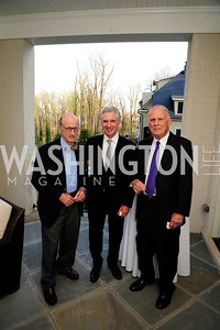 Finley Lewis,Carl Colby,Lloyd Cutler,April 9,2013,Reception for Light Of Healing Hope Foundation at the Residence of  The French Ambassador,Kyle Samperton