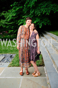 Maggie Gyllenhaal,Lauren Shweder Biel,June 3 ,2013,Reception for dcgreens,Kyle Samperton