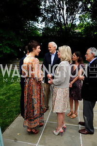 Maggie Gyllenhaal,Kay Kendall,June 3 ,2013,Reception for dcgreens,Kyle Samperton