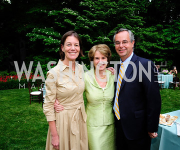 Tamera Luzzotto,Kathleen Kennedy Townsend,David Leiter,June 3 ,2013,Reception for dcgreens,Kyle Samperton