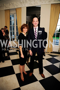 Capricia Marshall,Scott Furssedonn,January 19,2013,Reception  for The 57th Presidential Inauguration at the Residence of The British Ambassador,Kyle Samperton