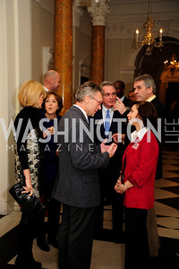 Tom Daschle,Lady Westmacott,January 19,2013,Reception  for The 57th Presidential Inauguration at the Residence of The British Ambassador,Kyle Samperton