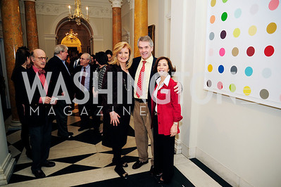Finley Lewis,Arianna Huffington,Sir Peter Westmacott,Lady Westmacott,,January 19,2013,Reception  for The 57th Presidential Inauguration at the Residence of The British Ambassador,Kyle Samperton