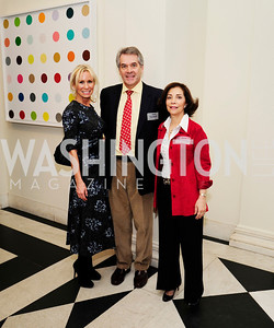 Carol Vargas,Sir Peter Westmacott,Lady Westmacott,January 19,2013,Reception  for The 57th Presidential Inauguration at the Residence of The British Ambassador,Kyle Samperton