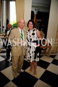 Rep.Robert Aderholt,Caroline Aderholt.,July 25,2013,Reception in Celebration of the birth of HRH Prince George of Cambridge at the Residence of The British Ambassador,Kyle Samperton