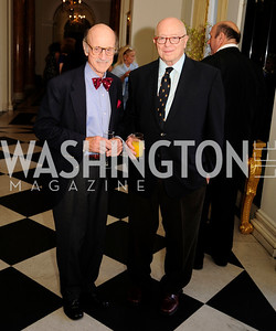 Finley Lewis,Joe Duffey.July 25,2013,Celebration of the birth of HRH Prince George of Cambridge at the Residence of The British Ambassador,Kyle Samperton