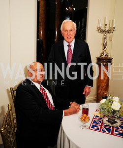 Rep.John Dingell,Lloyd Hand,,July 25,2013,Reception in Celebration of the birth of HRH Prince George of Cambridge at the Residence of The British Ambassador,Kyle Samperton